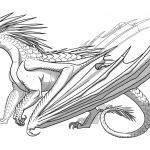 Printable Dragon Coloring Pages Awesome Coloring Books Realistic Dragon Coloring Pages