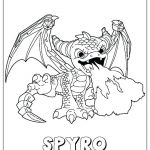 Printable Dragon Coloring Pages Brilliant Spyro the Dragon Coloring Pages Dragons Image Fresh Baby