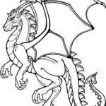Printable Dragon Coloring Pages Creative 124 Best Dragon Coloring Page Images In 2019