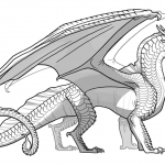 Printable Dragon Coloring Pages Creative Coloring Ideas Coloring Ideas Dragon Pages for Adults Best Kids