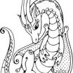 Printable Dragon Images Marvelous 124 Best Dragon Coloring Page Images In 2019