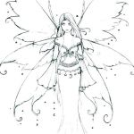 Printable Fairy Coloring Pages New Free Fairy Printables