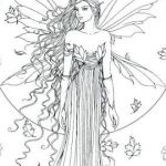 Printable Fairy Coloring Pages New Free Gothic Fairy Coloring Pages Fresh Fairy Tree House Coloring