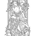 Printable Fairy Coloring Pages New Gothic Christmas Coloring Pages to Print Fairy Printable Fairies for