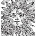 Printable Free Coloring Pages for Adults Best Of √ Coloring Pages that You Can Print for Free or Moon Adult Coloring