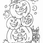 Printable Halloween Coloring Pages for Kids Inspirational 65 Free Printable Coloring Pages Fall Season Aias