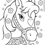 Printable Horse Coloring Pages Awesome Coloring Page Horse Beautiful Princess Horse Coloring Pages Free