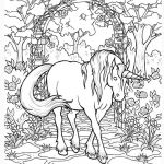 Printable Horse Coloring Pages Best Of Unicorn Coloring Pages Coloring Pages for Grown Ups