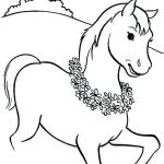 Printable Horse Coloring Pages Inspirational Cowgirl Horse Coloring Pages – Queenandfatchef