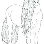 Printable Horse Coloring Pages New 15 Free Printable Realistic Horse Coloring Pages Aias