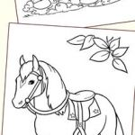 Printable Horse Coloring Pages New Elegant Printable Coloring Pages Horses