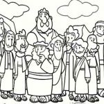 Printable Jesus Coloring Pages Inspired 12 Apostles Coloring Pages Printable Printable Coloring Pages