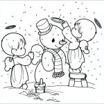 Printable Jesus Coloring Pages Inspired Baby Jesus Christmas Coloring Pages O4538 Baby Coloring Pages Baby