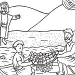 Printable Jesus Coloring Pages Inspired Printable Jesus Coloring Pages Luxury Fish Coloring Pages Lovely