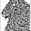 Printable Lion Coloring Pages Pretty Coloring Awesome Cool Adult Coloring Books Color Pages butterfly