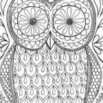 Printable Mandalas to Color Brilliant Free Mandala Coloring Pages Awesome Gray Wolf Coloring Page Fresh