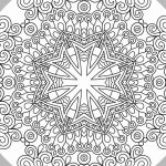 Printable Mandalas to Color Creative Luxury Mandala Coloring Pages Animals