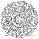 Printable Mandalas to Color Elegant Mandalas to Color Coloring Pages