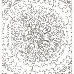 Printable Mandalas to Color Excellent Best Full Size Mandala Coloring Pages – Dazhou