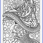 Printable Mandalas to Color Excellent Heart Mandala Coloring Pages