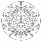 Printable Mandalas to Color Inspiring Pin by Christine S Creations On Coloring Adult Mandala