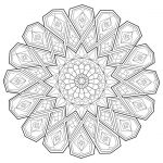 Printable Mandalas to Color Pretty 59 Awesome Free Mandala Coloring Pages for Adults