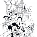 Printable Minnie Mouse Coloring Pages Awesome Best Cute Mickey and Minnie Coloring Pages – C Trade