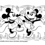 Printable Minnie Mouse Coloring Pages Marvelous Elegant Mouse Cartoon Coloring Pages – thebookisonthetable