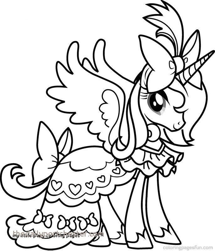 Printable My Little Pony Brilliant 11 Luxury My Little Pony Coloring Pages Free