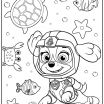 Printable Paw Patrol Coloring Pages Inspired Free Printable Paw Patrol Coloring Pages