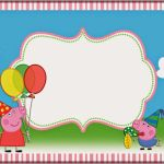 Printable Peppa Pig Best Free Peppa Pig Invitations to Print Letter Bestkitchenview Co