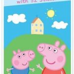 Printable Peppa Pig Inspiration Paper Magic 32ct Valentine S Day Peppa Pig Cards with Stickers