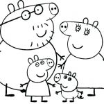 Printable Peppa Pig Inspiration Peppa Wutz Inspirierend Peppa Pig Printable Coloring Pages Luxury