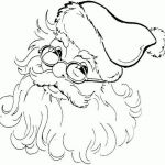 Printable Picture Of Santa Claus Amazing √ Santa Claus Coloring Pages and Coloring Page Christmas Santa