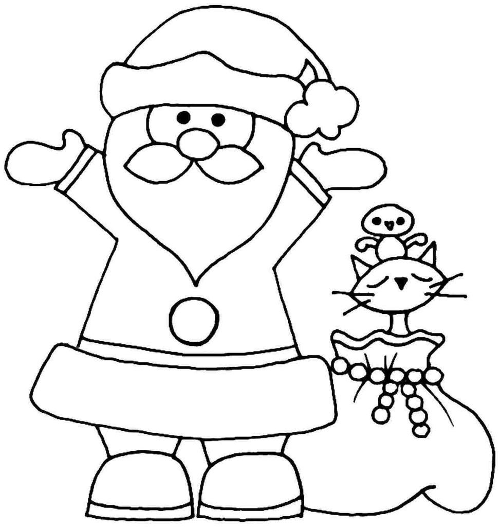 30 Santa Claus Coloring Pages Gallery Coloring Sheets