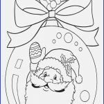 Printable Picture Of Santa Claus Inspiration Santa Claus and Reindeer Coloring Pages