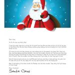 Printable Picture Of Santa Claus Inspired Printable Letters to Santa Claus Template – Caseyroberts