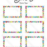 Printable Pictures Of School Supplies Beautiful School Book Labels Template
