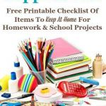 Printable Pictures Of School Supplies Inspirational Printable Fice Supply List