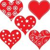 Printable Red Heart Excellent Free Svg Files Free Svg Hearts Cameo Svg Files