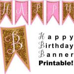 Printable Scooby Doo Pictures Awesome Gold Happy Birthday Banner Fresh Happy 18th Birthday Banners