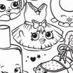 Printable Shopkins Pictures Awesome √ Shopkins Coloring Pages or Free Shopkins Coloring Pages Fresh