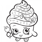 Printable Shopkins Pictures New 16 Unique and Rare Shopkins Coloring Pages Fiore