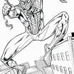 Printable Spiderman Coloring Pages Marvelous Printable Spiderman Coloring Pages New Spiderman Picture to Color