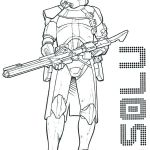 Printable Star Wars Coloring Pages Excellent Clone Wars Coloring Pages – 2oclock
