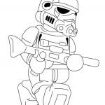 Printable Star Wars Coloring Pages Inspirational Star Wars Stormtrooper Coloring Pages at Getdrawings