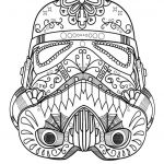 Printable Star Wars Masks Exclusive Awesome Star Wars Mandala Coloring Pages – Nicho