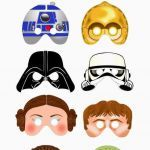 Printable Star Wars Masks Inspirational Star Wars Free Printable Mask Baby Shower