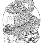 Printable Tattoo Coloring Pages Creative astrological Signs Coloring Sheets New Pin by Ryshana Johnson