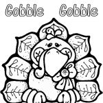 Printable Thanksgiving Coloring Pages Awesome Simple Printable Coloring Pages